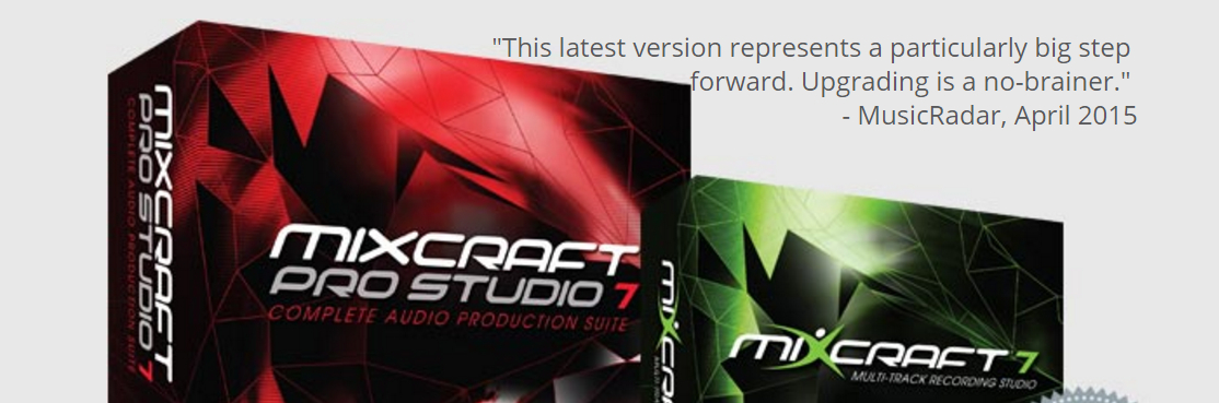 THE LATEST VERSION OF MIXCRAFT